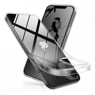 Coque Akami pour iPhone 12 en silicone de haute qualité transparent
