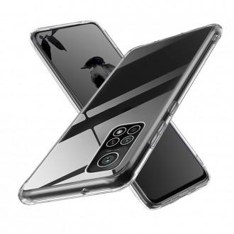 Coque Akami pour Xiaomi Mi 10T de silicone de haute qualité transparent