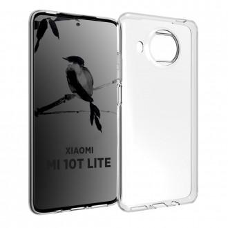 Coque Akami pour Xiaomi Mi 10T Lite en silicone de haute qualité transparent