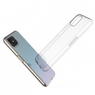 Coque Akami pour Oppo Reno4 Z 5G en silicone de haute qualité transparent