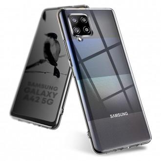 Akami coque pour Samsung Galaxy A42 5G en silicone de haute qualité