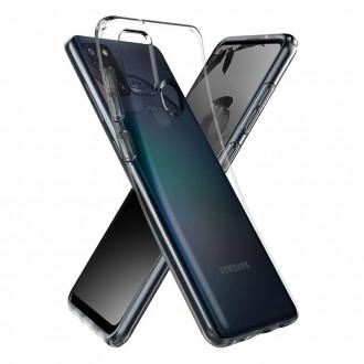 Akami coque pour Samsung Galaxy A21s  en silicone de haute qualité