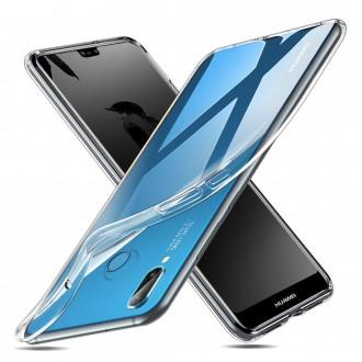 Akami coque transparente pour Huawei P20 Lite en silicone de haute qualité