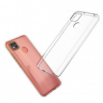 Akami coque transparente pour Xiaomi Redmi 9C en silicone de haute qualité