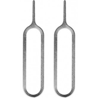 Lot de 2 outils d'extraction de carte SIM pour Apple iPhone et iPad