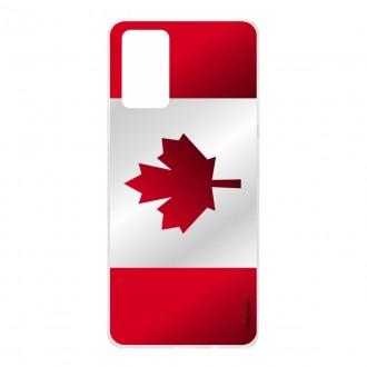 Coque pour Samsung Galaxy S20 Plus Drapeau du Canada