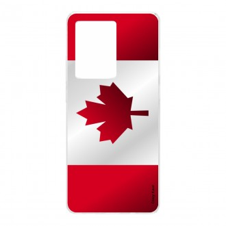 Coque pour Samsung Galaxy S20 Ultra Drapeau du Canada
