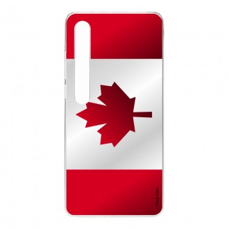 Coque pour Xiaomi Mi 10 Drapeau du Canada