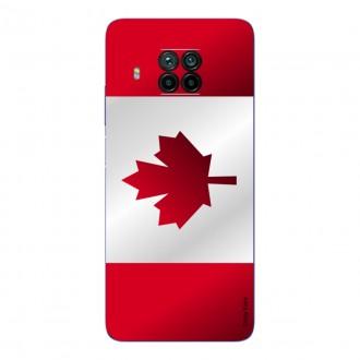 Coque pour Xiaomi Mi 10T Lite Drapeau du Canada
