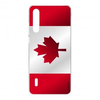 Coque pour Xiaomi Mi A3 Drapeau du Canada