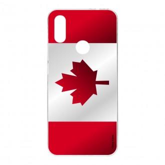 Coque pour Xiaomi Redmi 7 Drapeau du Canada