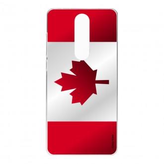 Coque pour Xiaomi Redmi 8 Drapeau du Canada