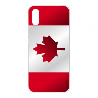 Coque pour Xiaomi Redmi 9A Drapeau du Canada
