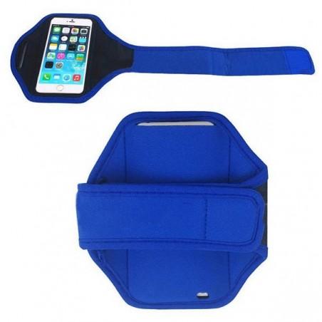 Brassard sport iPhone 6 gris