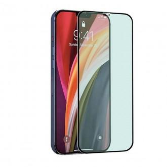 verre trempé pour iPhone 12 Tiger Glass Plus