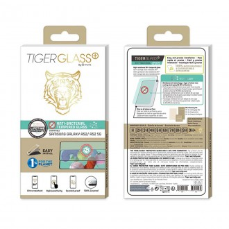 Verre trempé Samsung Galaxy A52 / A52 5G Tiger Glass Plus