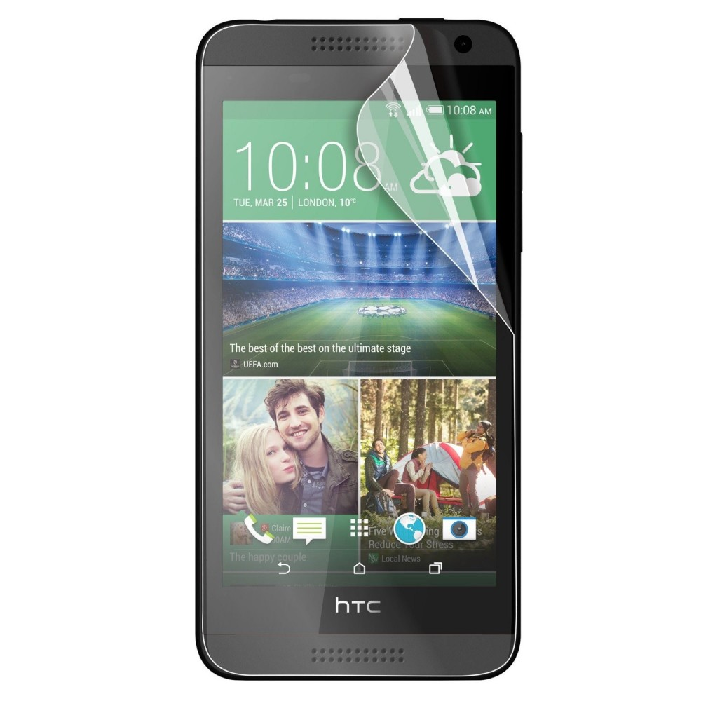 Film HTC Desire 610 Muvit Matt et Glossy