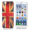 Coque motif drapeau Angleterre vintage pour Apple iPhone 6 4.7