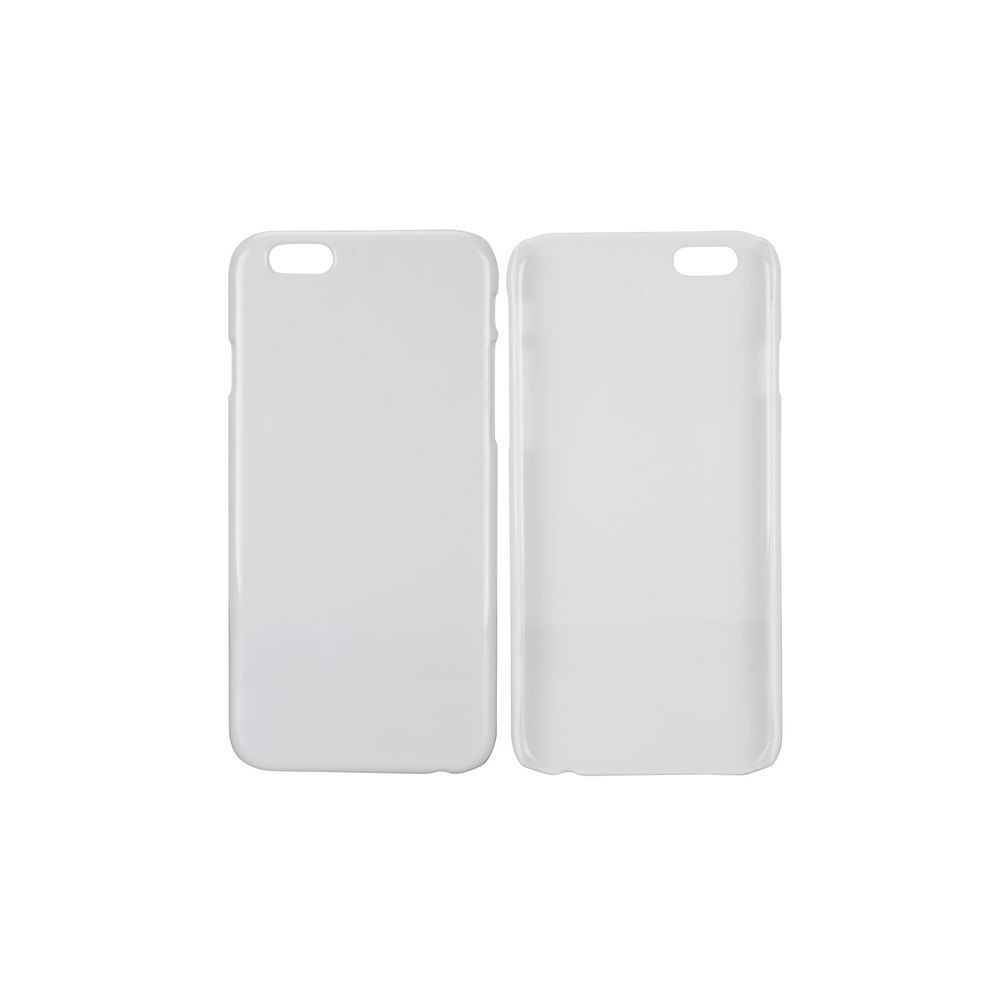 Coque rigide blanche pour Apple iPhone 6 Plus 5.5