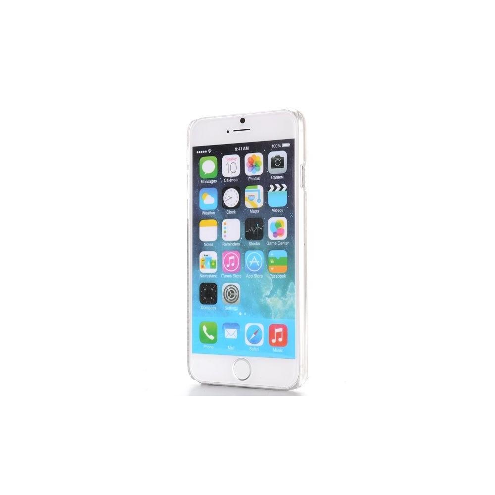 Coque iPhone 6 strass argentés