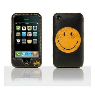 Coque iPhone 3G / 3GS Smiley