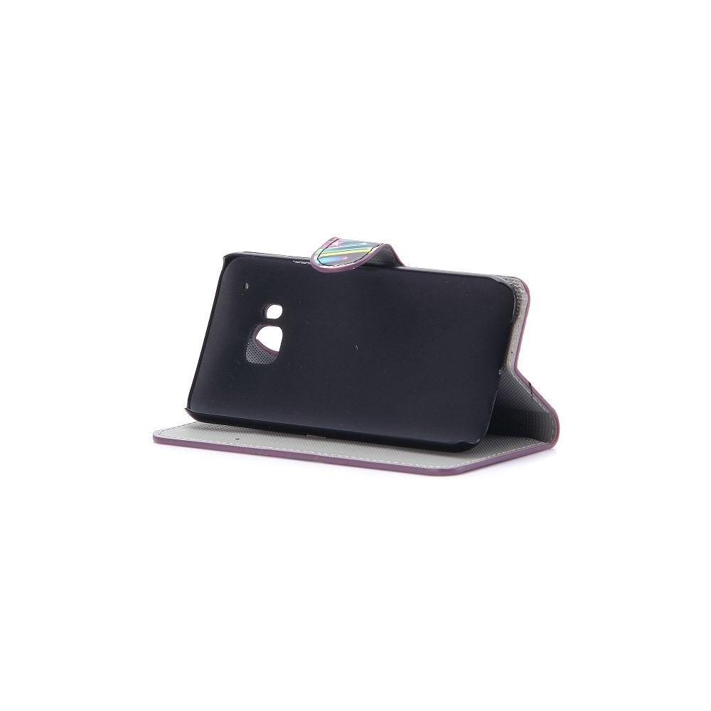 Etui HTC One M9 motif Pluie d'étoiles
