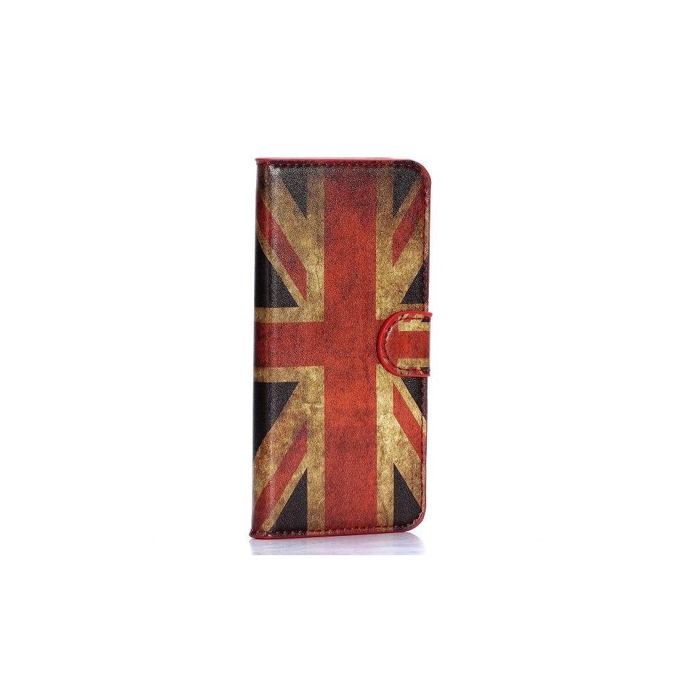 Etui HTC One M9 drapeau UK vintage