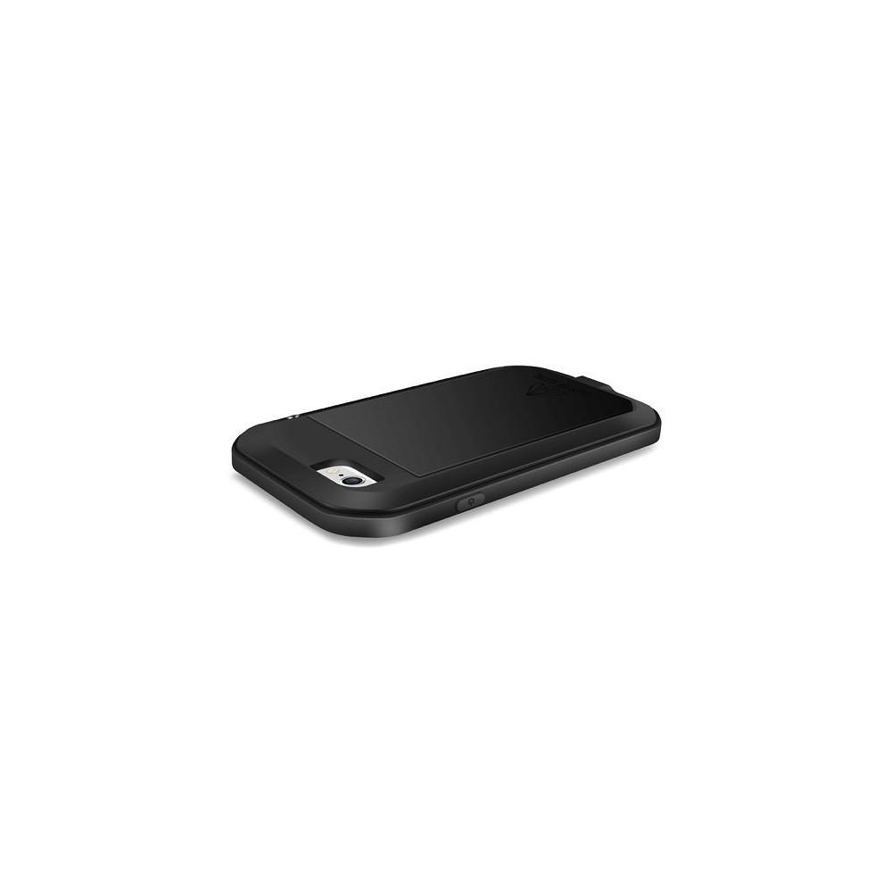 Coque iPhone 6 Plus Etanche Antichocs Aluminium Blanche - LOVE MEI