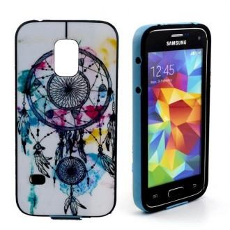 Coque Galaxy S5 Mini motif Attrape Rêve