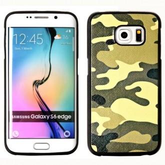 Crazy Kase - Coque Galaxy S6 Edge motif Camouflage