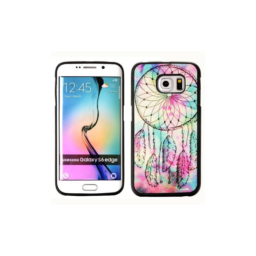 Crazy Kase - Coque Galaxy S6 Edge motif Attrape Rêves