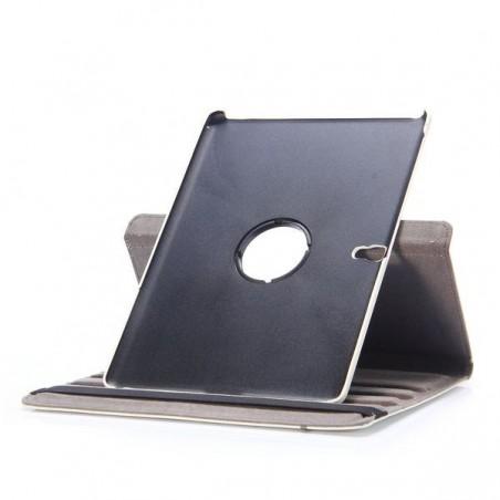 Crazy Kase - Etui Galaxy Tab S 10.5 rotatif 360° Couple de Chouette