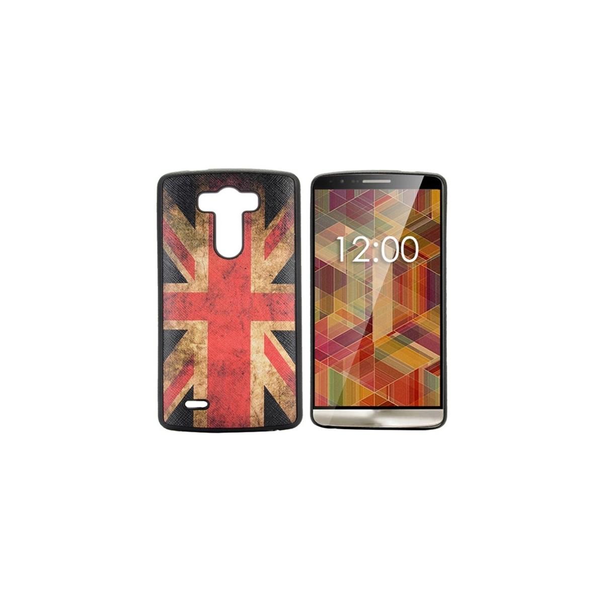 Crazy Kase - Coque LG G3 motif Drapeau UK