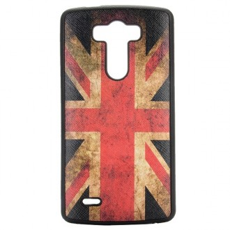 Crazy Kase - Coque LG G3 motif Drapeau UK