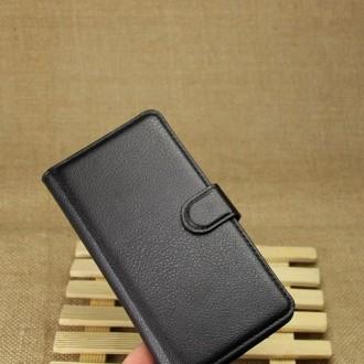Crazy Kase - Etui LG G3 Simili-cuir Noir