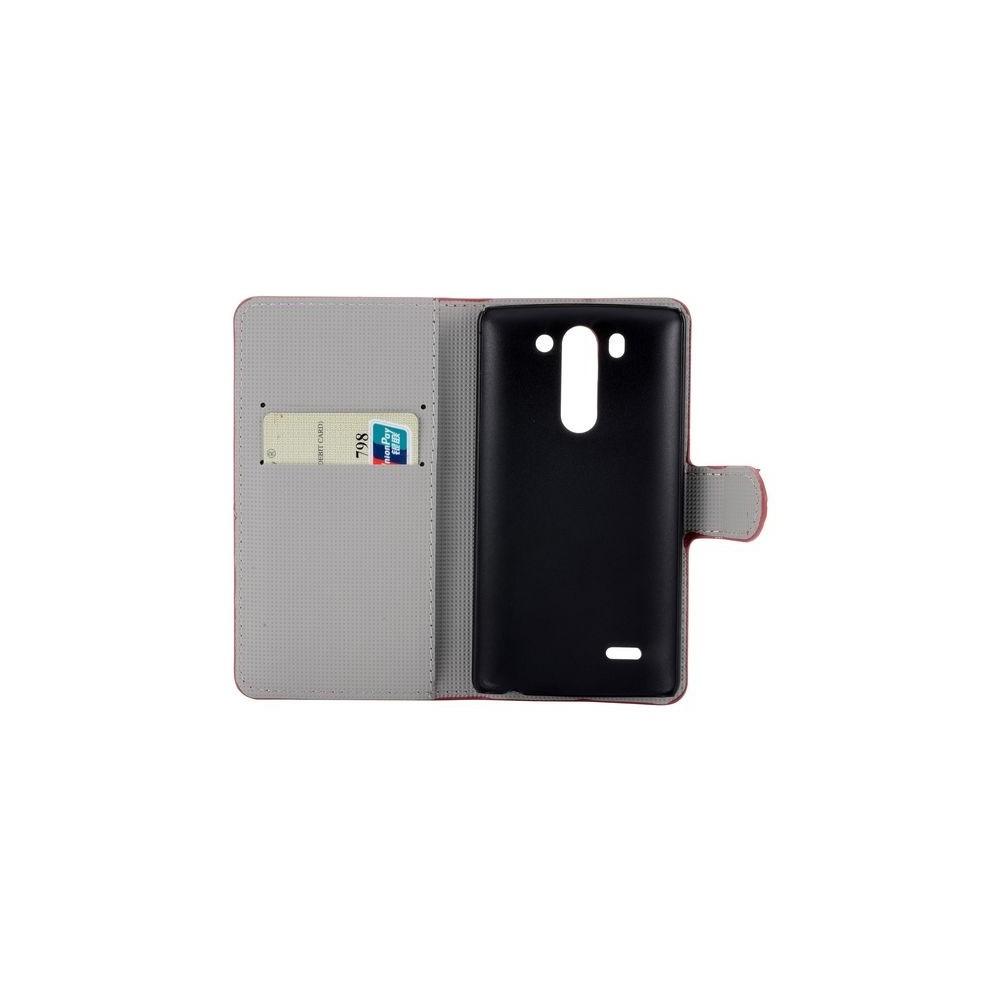 Crazy Kase - Etui LG G3s Motif Zébré noir et blanc