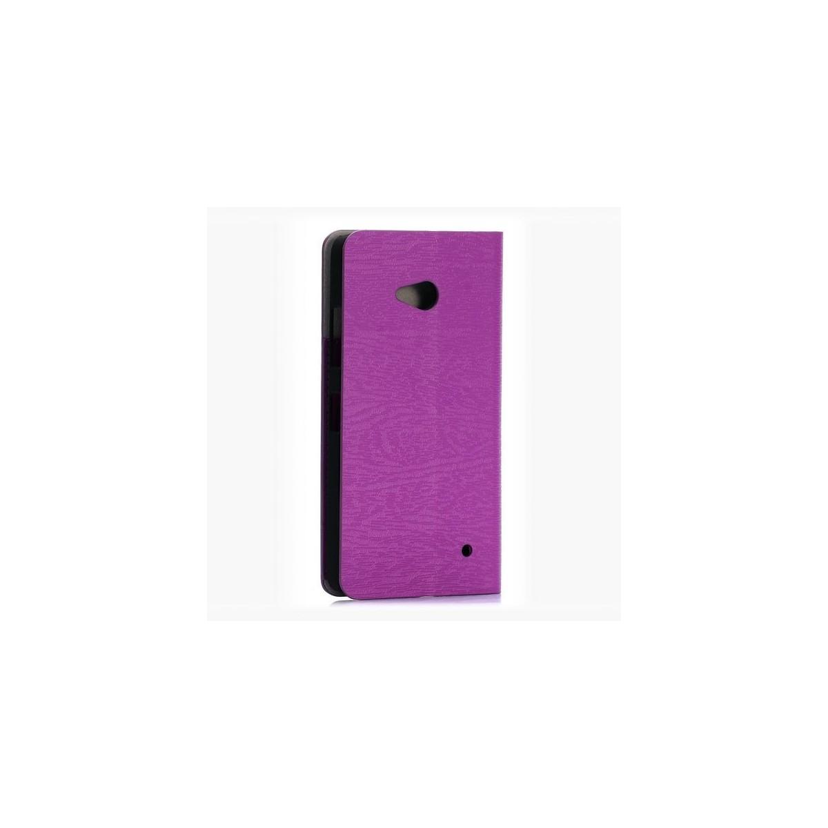 Crazy Kase - Etui Microsoft Lumia 640 Violet