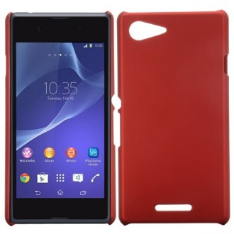 Crazy Kase - Coque Xperia E3 rigide Rouge