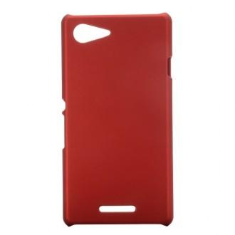 Crazy Kase - Coque Xperia E3 rigide Rouge