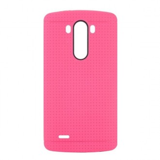 Crazy Kase - Coque LG G4 en TPU Rose