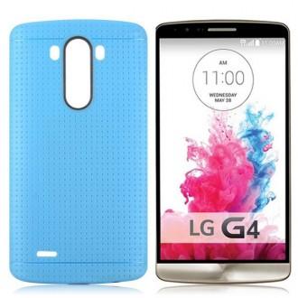 Crazy Kase - Coque LG G4 en TPU Bleu