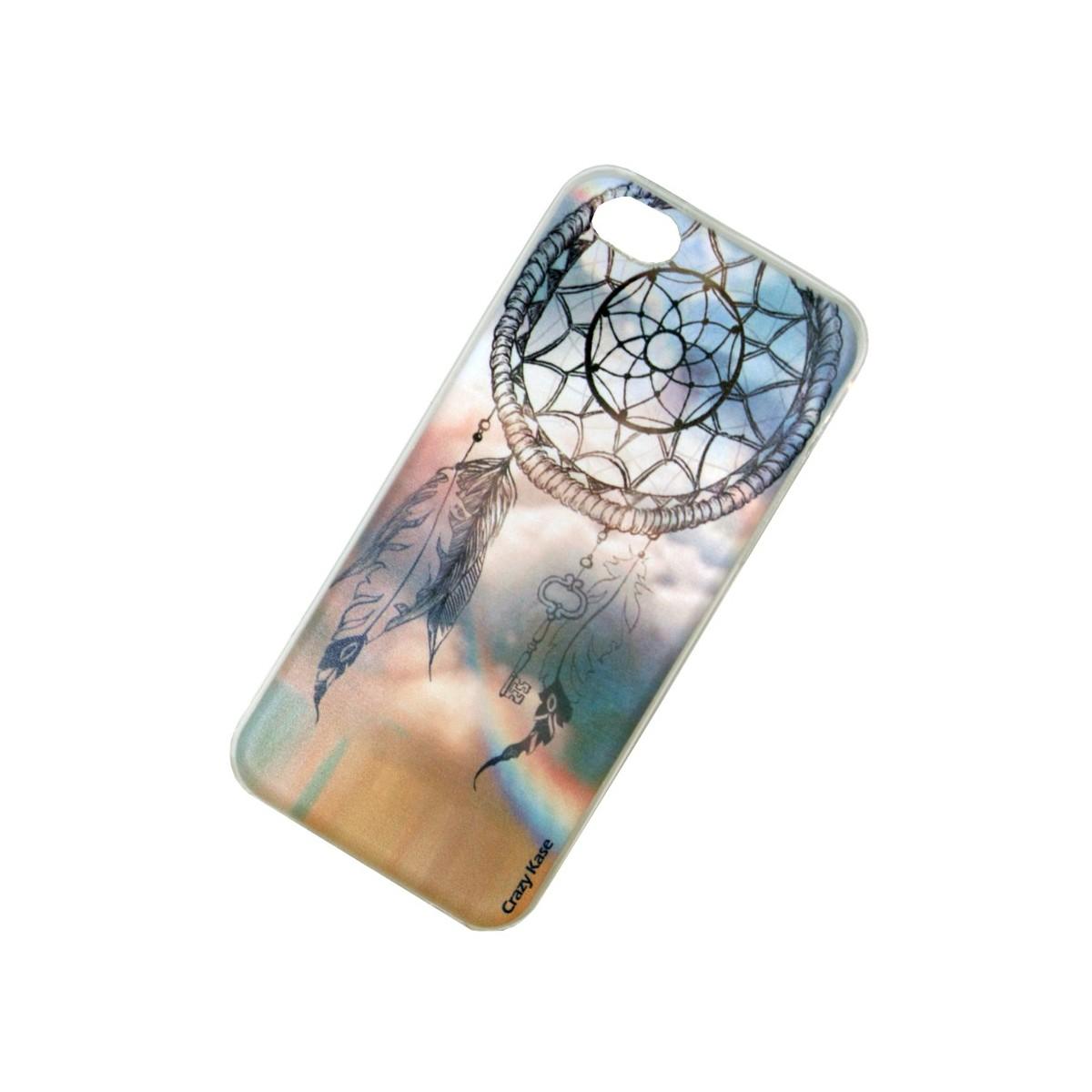 Crazy Kase - Coque iPhone 5C motif Attrape Rêve