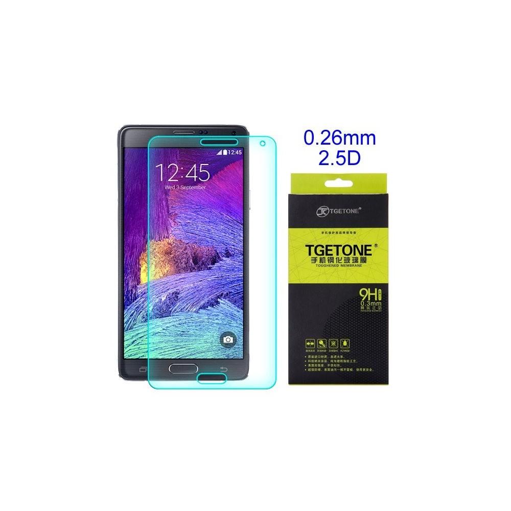 Film Galaxy Note 4 protection écran verre trempé