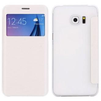 Crazy Kase - Etui Galaxy S6 Edge Plus Blanc