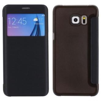 Crazy Kase - Etui Galaxy S6 Edge Plus Noir