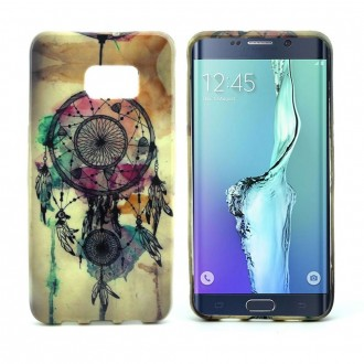 Crazy Kase - Coque Galaxy S6 Edge Plus motif Attrape Rêves