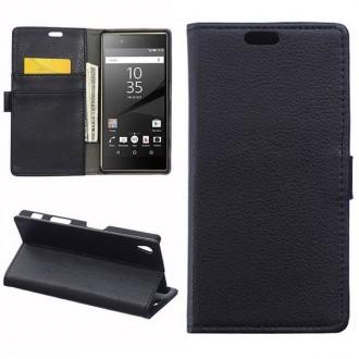 Crazy Kase - Etui Sony Xperia Z5 Noir