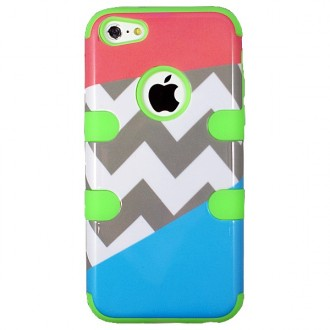 Coque iPhone 5C Multicouleur