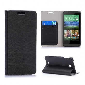 Crazy Kase - Etui HTC Desire 510 Noir