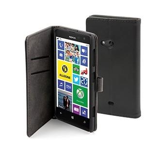 Etui Nokia Lumia 625 noir - Muvit
